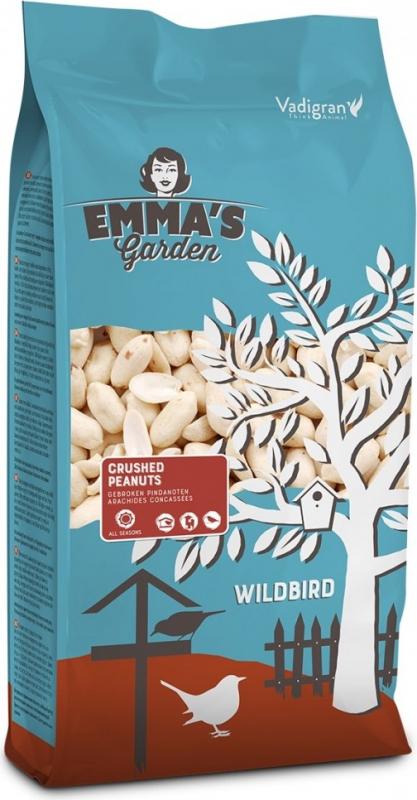 Emma's Garden Arachides Concassées pour oiseaux du ciel