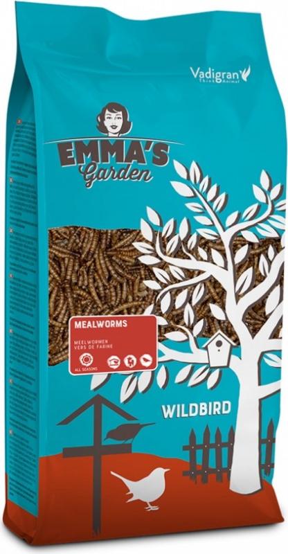 Emma's Garden Vers de Farine pour oiseaux du ciel