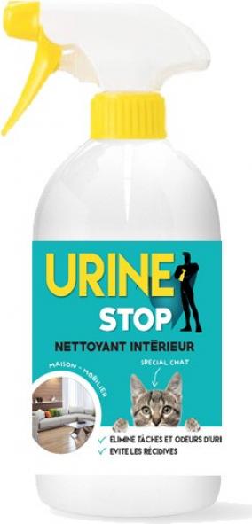 Urine Stop intérieur Chat - 500 ml
