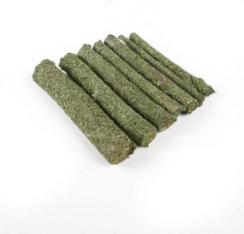 Knabberhölzer mit Petersilie für Nagetiere - Packet mit 7 Sticks