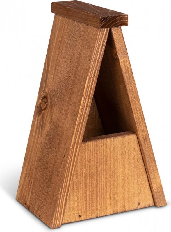 Emma's Garden Nichoir triangulaire rouge-gorge