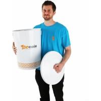 Conteneur à croquette Zoomalia - 46L soit 12kg