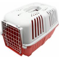 Gabbia da trasporto per gatto e cane di piccola taglia PRATIKO