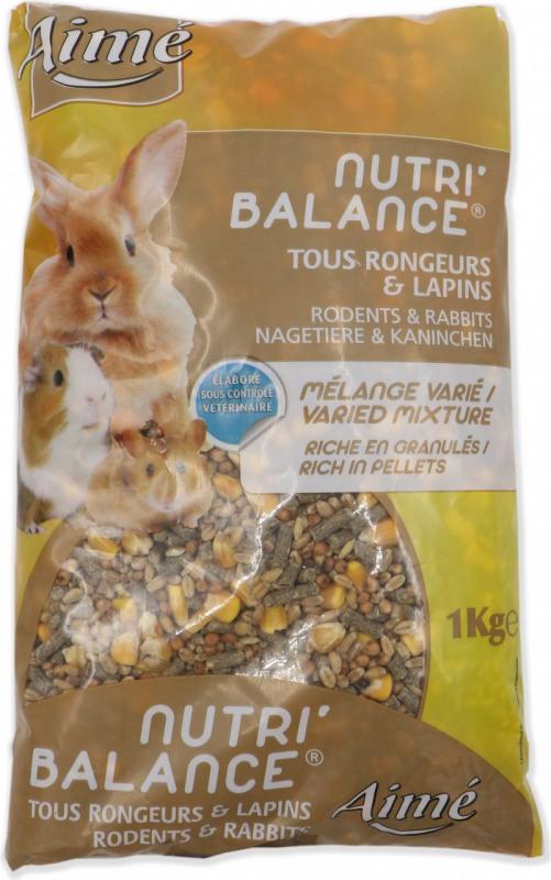 Aimé Nutri'Balance Aliment Complet pour Canaris