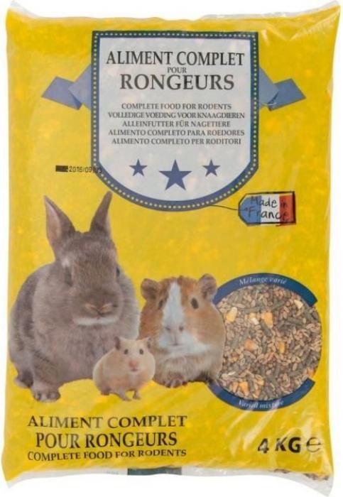 Aimé Nutri'Balance Futter für alle Nagetiere und Kaninchen