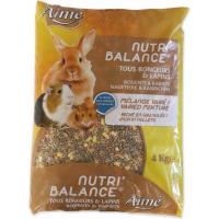 Aimé Nutri'Balance Cibo per tutti i roditori e conigli