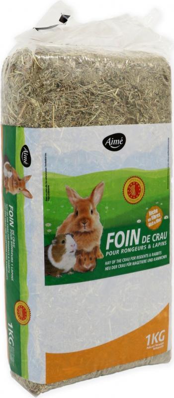 Aimé Crau AOC Heu für Kaninchen und Nagetiere