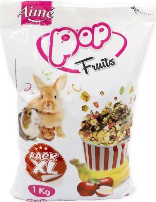 Aimé Pop Snack Guloseimas para Coelhos e Roedores