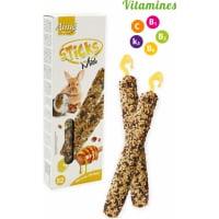 Aimé Sticks Nagerstäbchen für Nagetiere und Kaninchen