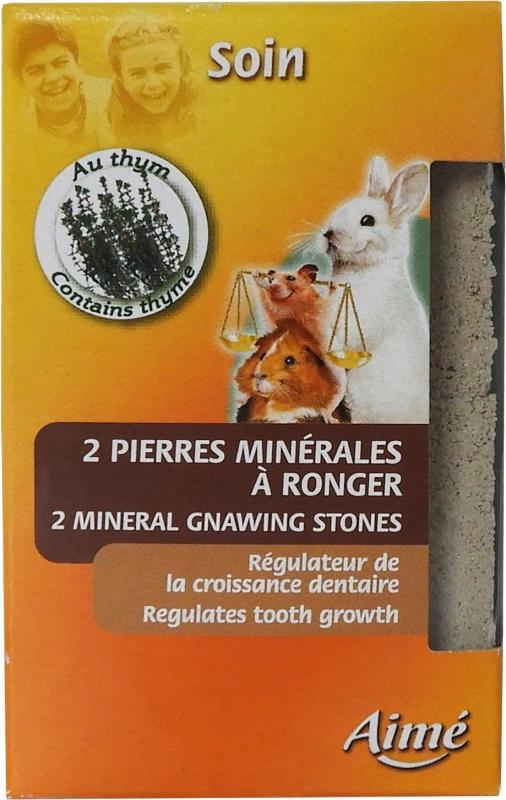 Aimé Bloque Mineral para Roedores
