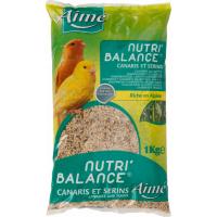 Aimé Nutri'Balance Mix alimentare completo per canarini