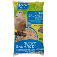 Aimé Nutri'Balance Compleet voer voor tortelduiven
