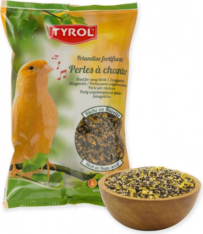 Tyrol Perles à Chanter pour Canaris et Oiseaux Chanteurs