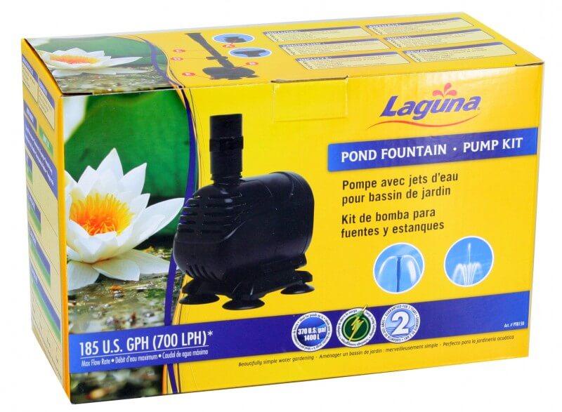pompe fontaine pump kit laguna pour bassin pompe bassin. Black Bedroom Furniture Sets. Home Design Ideas