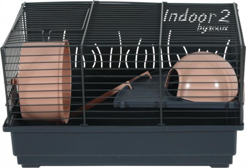 Zolux Hamsterkooi Indoor2 40cm