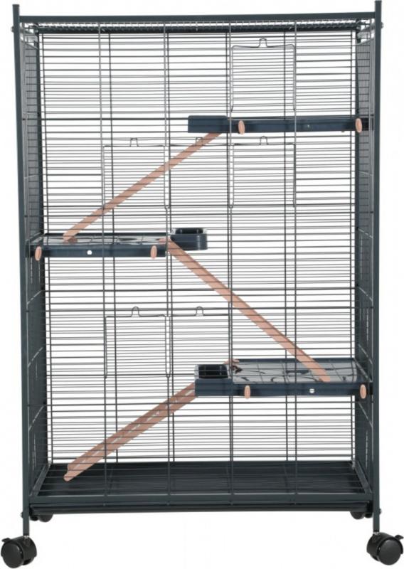 Zolux Cage Indoor2 max loft 2 pour petits rongeurs