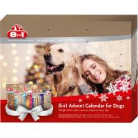 8in1 Calendrier de l'Avent pour chien
