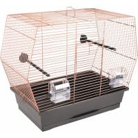 Flamingo Cage Disa Cuivre pour oiseaux exotiques