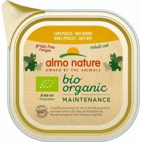 ALMO NATURE Bio Organic Barquettes pour chats 85gr - 4 saveurs au choix