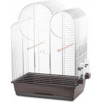 Duvo+ Cage pour oiseaux natural Eliza - H75cm