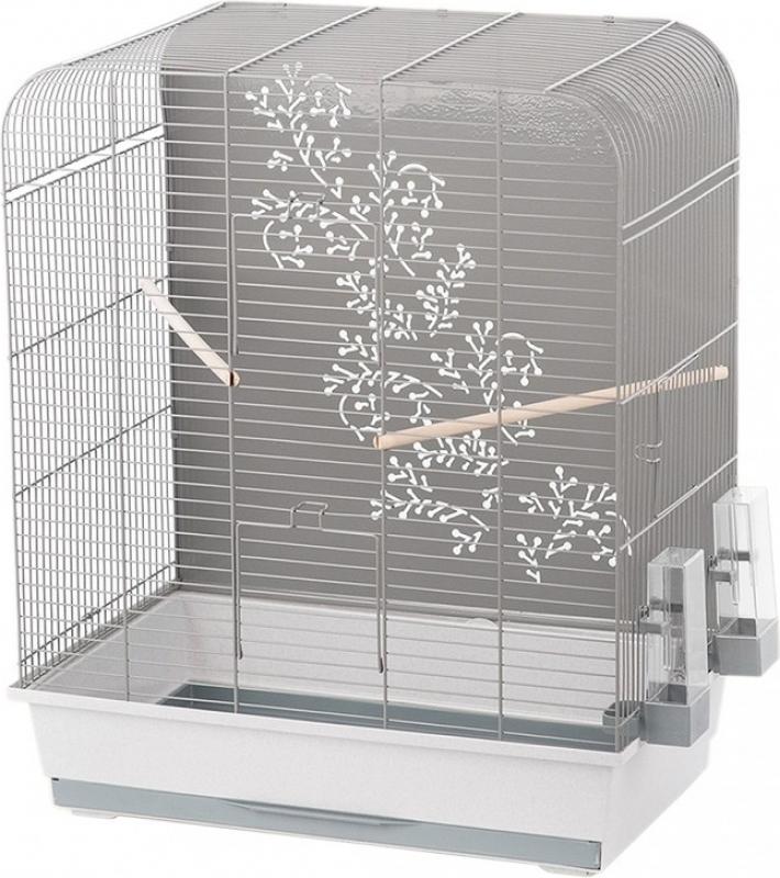 Duvo+ Cage pour oiseaux Zen Miki - H65cm