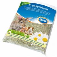 Duvo+ foin pour rongeurs à base d'herbes de camomille