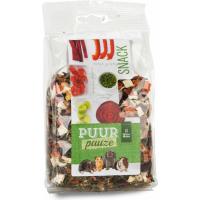 Witte Molen Purr guloseimas de legumes e especiarias para roedores