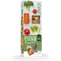 Witte Molen Purr friandise brocoli et tomate pour rongeurs