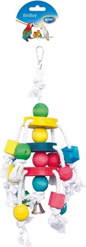 Duvo+ corde avec bloc colorés