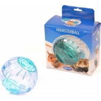 Duvo+ balle transparente pour hamster