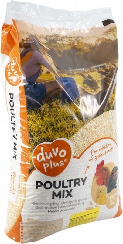 Duvo+ maïs concassé français