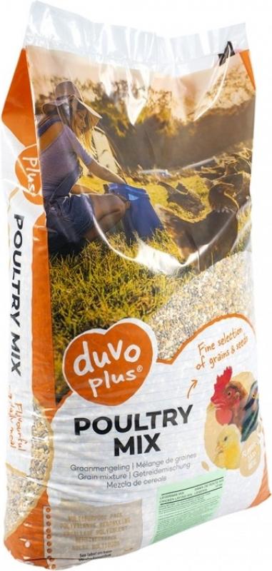 Duvo+ mix pour tourterelles & faisans