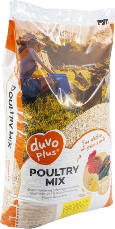 Duvo+ mix di semi per pulcini e quaglie