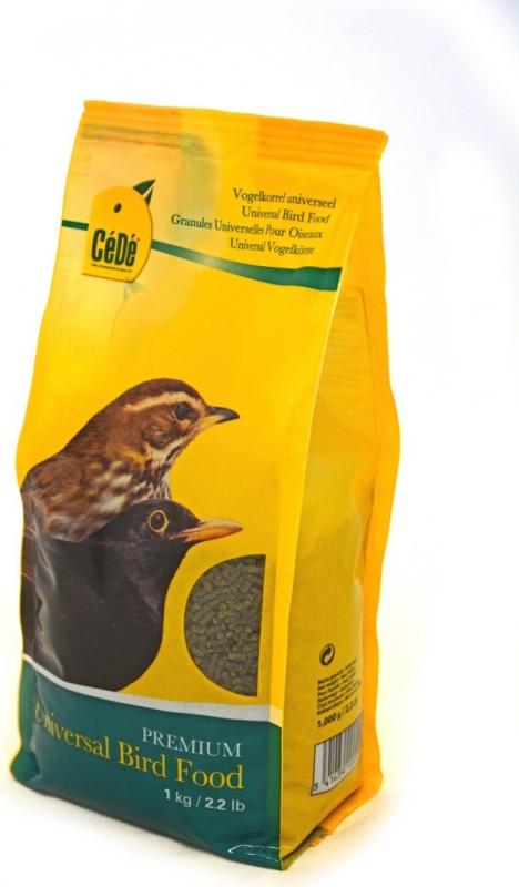 Cédé Universal Granulat für Vögel