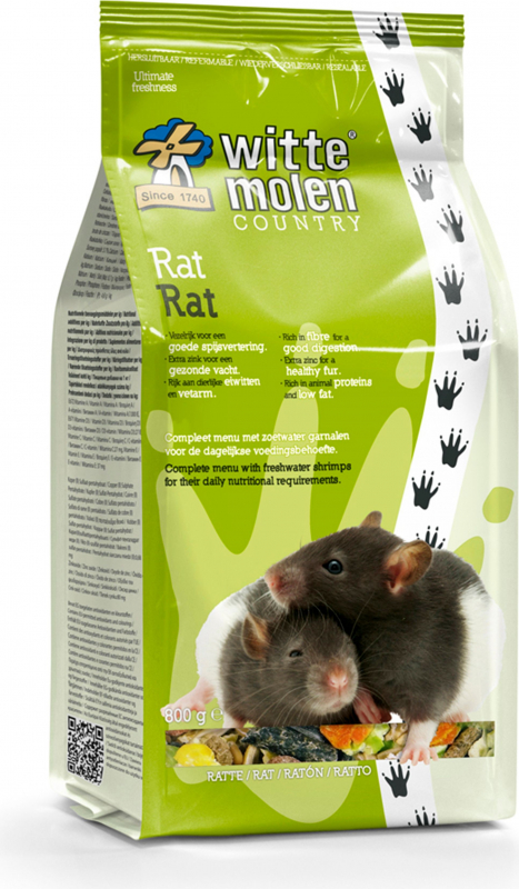 Witte Molen Country rat