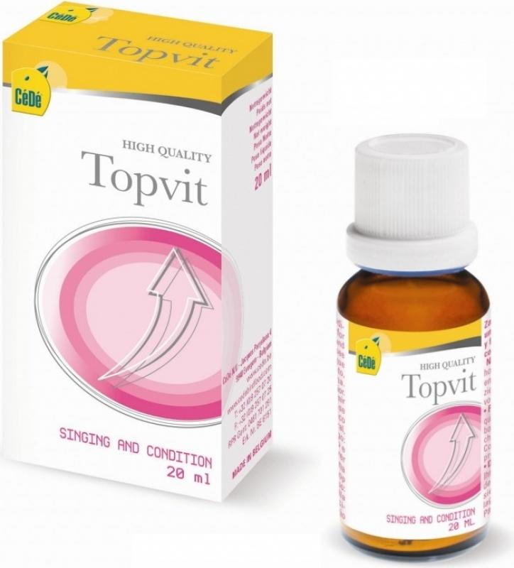 Cédé Topvit vitamines pour oiseaux et pigeons