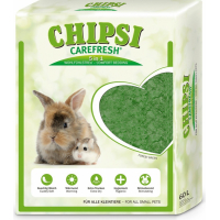Litière Carefresh Forest Green pour petits mammifères