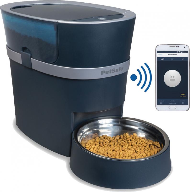 Distributeur connecté de croquettes Smart Feed Petsafe