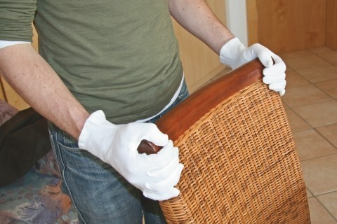 Baumwoll-Handschuhe DERMATEX