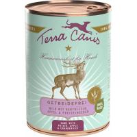 TERRA CANIS Grain Free pâtée sans céréales pour chien - 5 saveurs au choix