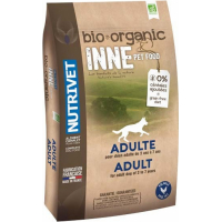 NUTRIVET Inne Bio Volaille pour chien adulte