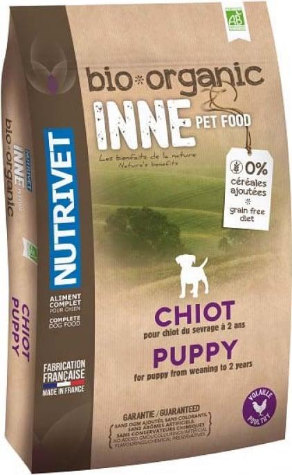NUTRIVET Inne Bio Volaille pour chiot