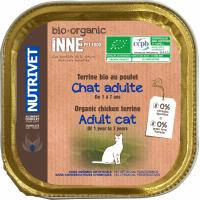 NUTRIVET Inne Bio Terrine Chat Adulte