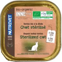 NUTRIVET Inne Bio Terrine Chat Stérilisé