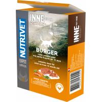 NUTRIVET Inne Burger pour chat adulte 3 saveurs disponibles