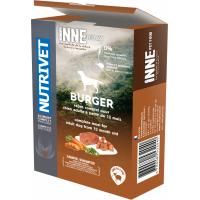 NUTRIVET Inne Burger pour chien adulte 3 saveurs disponibles