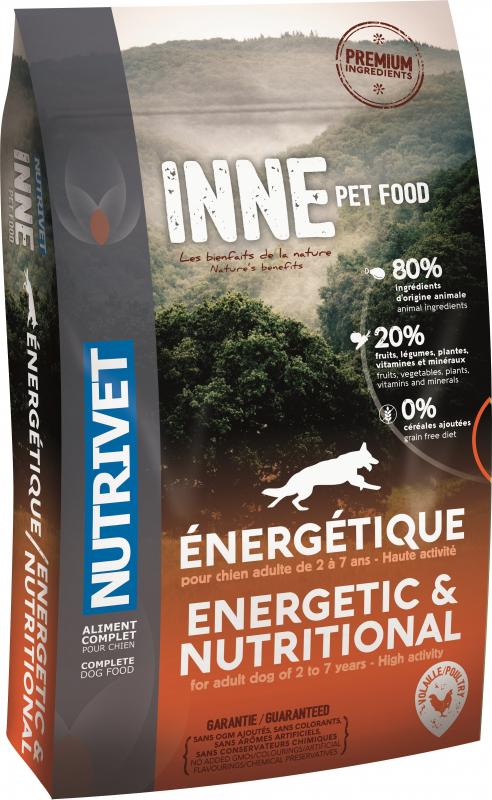 NUTRIVET Inne Energétique Volaille pour chien adulte