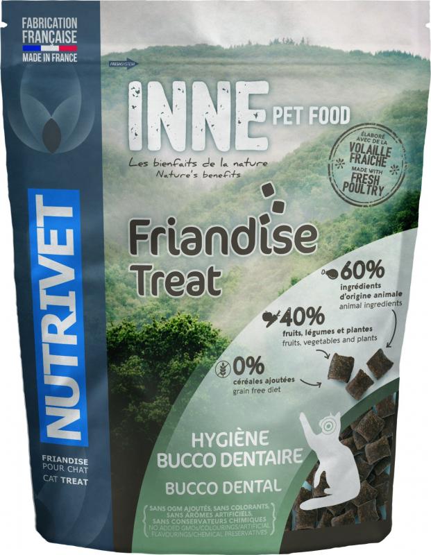 NUTRIVET Inne Friandises Hygiène bucco dentaire pour chat
