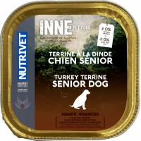 NUTRIVET Inne Terrine Dinde pour chien senior