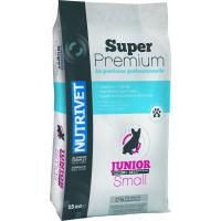 NUTRIVET Super Premium Volaille pour jeune chien de petite taille
